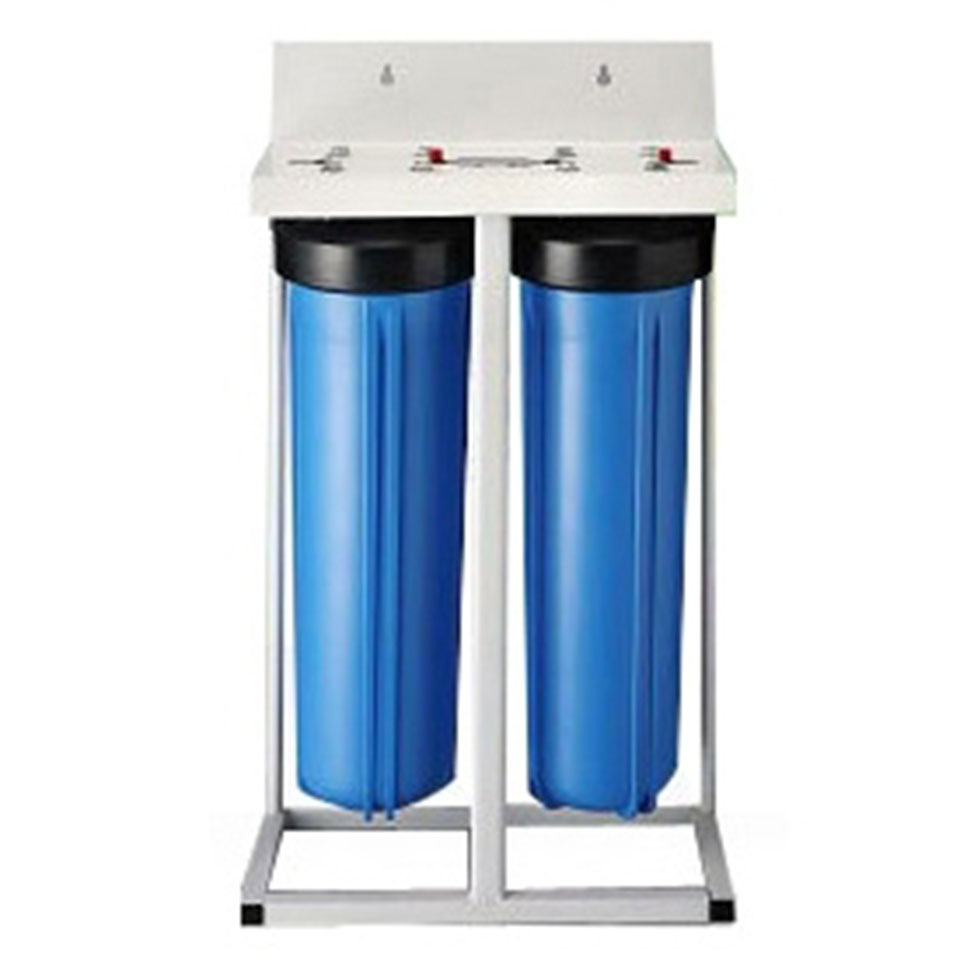 Whole House Filtration System (2 stage)